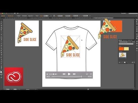 How to Create a Logo in Illustrator CC (5/6) | Adobe Creative Cloud