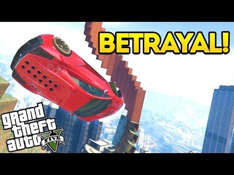 The Betrayal! GTA 5 Funny Moments: Ep 133 (GTA 5 Online)