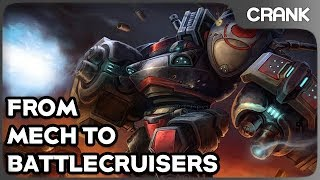 From Mech to Battlecruisers - Crank's StarCraft 2 Variety!