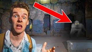 EXPLORING HAUNTED ABANDONED ZOO!! w/ PZ9 Stove