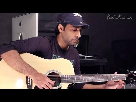 Tujhe Dekha To Ye Jaana Sanam - Dilwale Dulhania Le Jayenge - Guitar Lesson By VEER KUMAR