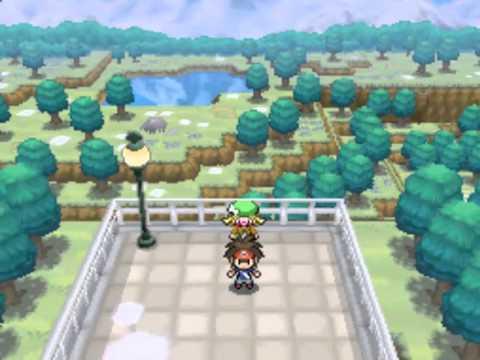 Pokemon Black White 2 Walkthrough Part 1: Choose A Starter