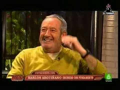 BUENAFUENTE 352 - Entrevista a Karlos Arguiñano