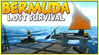 THE LOST SECRETS OF THE BERMUDA TRIANGLE - Bermuda: Lost Survival - Let's Play Bermuda Gameplay