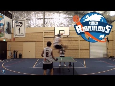 Insane Trick Shots How Ridiculous Style