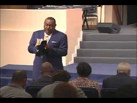 Faith Conference - Bishop I.V. Hilliard