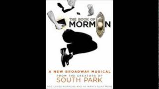 """Hello!"" Book of Mormon on Broadway"