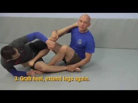 Far Leg Buckle Sweep from X Guard for Gi and No Gi Image 1