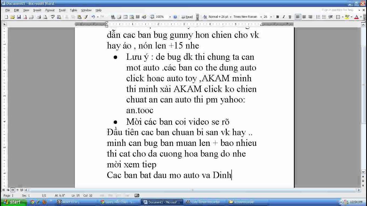 hack bug