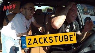 ZacksTube - Bij Andy in de auto