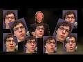 Youtube Thumbnail All Star but it's a Bach chorale but it's a 16 piece choir but all parts are actually sung by me