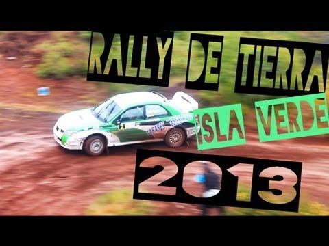 XVI Rallye de Tierra Isla Verde (2013)