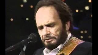 Watch Merle Haggard Under The Bridge video