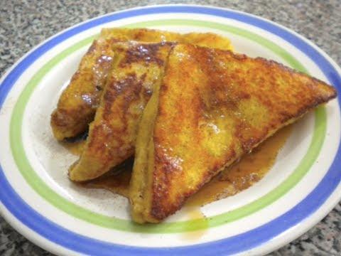 COMO HACER PAN FRANCES (Rellenos y sencillos) | Receta Facil | FRENCH TOAST