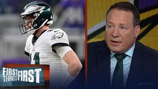 Eric Mangini thinks Eagles have a lot to overcome, but sky isn't falling | NFL | FIRST THINGS FIRST