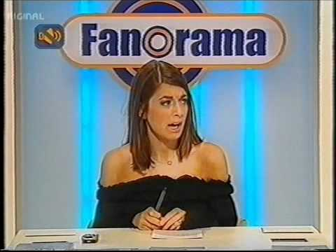 FANORAMA -  QUIZ SHOW WITH DAVID MITCHELL CLAUDIA WINKLEMAN RHYS THOMAS