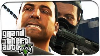 GTA 5 (GTA V) [HD+] ☆ #018 - EPIC MISSION! ☆ Let's Play GTA 5 (GTA V)