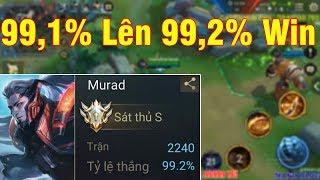Trận Đấu Quyết Định Murad 2240 Trận Lên Lại 99,2% Tỉ Lệ Thắng Và Cái Kết