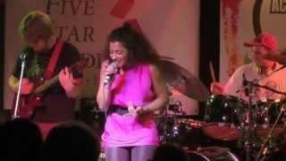 22.06.2013 - Nadja Benaissa im YAAM (Berlin-Friedrichshain)