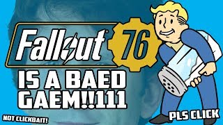 Fallout 76 Review (No Added Salt) - Gggmanlives