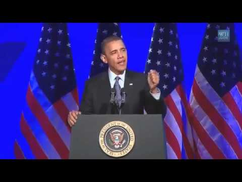 Barack Obama Sings Call Me Maybe!