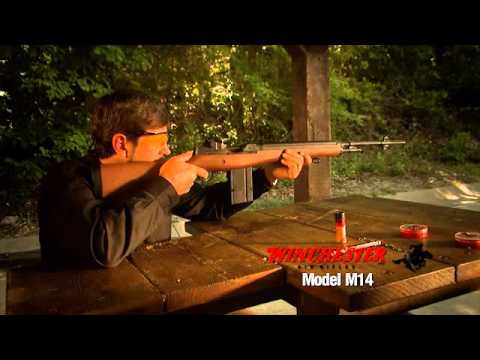 Winchester M14 CO2 air rifle - commercial by Daisy