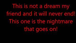 Jekyll and Hyde- Confrontation (on-screen lyrics)