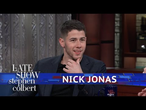 Nick Jonas Debuts The 'Jumanji' Theme Song He Wrote With Jack Black