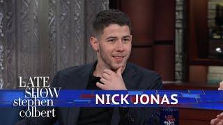 Nick Jonas Debuts The 'Jumanji' Theme Song He Wrote With Jack Black