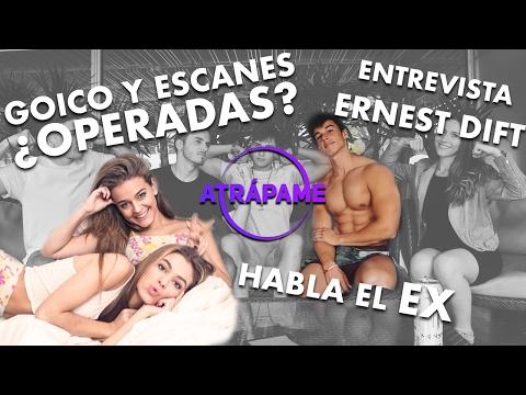 Atrápame #2 | Jessica Goicoechea y Laura Escanes, ¿operadas? + Ernest Dift