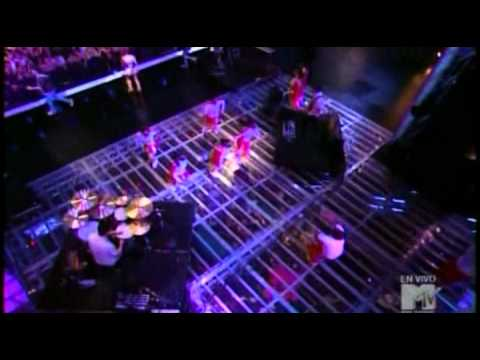 Belanova - 1, 2, 3 Go! (MTV Latin Awards 2009)