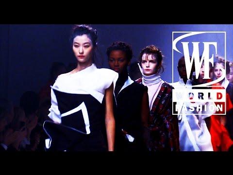 Aganovich Spring-Summer 2015 Paris Fashion Week