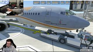 Pilotedge in the IXEG 733  KSMF to KONT X-Plane 11 GOFLIGHT MCP-PRO