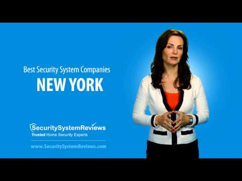 New York Home Security System Companies