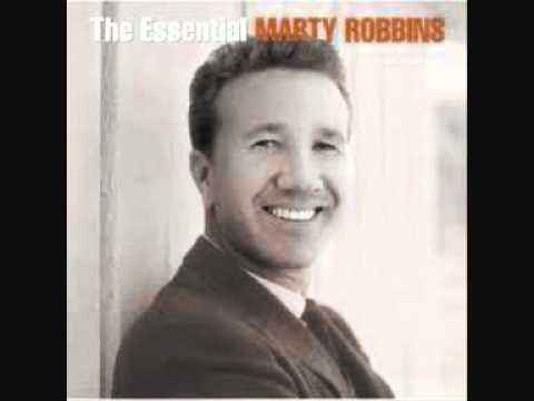 Marty Robbins- Lily Of The Valley Video