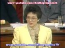 President Cory Aquino's historic speech (3/3) before the U.S. Congress (9-18-1986)