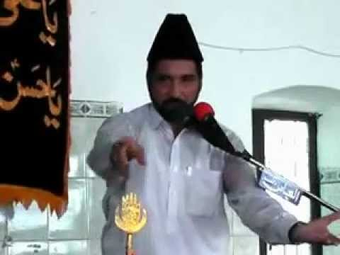 1st Ramdan Majalis 2012 Talagang (Allama Ali Nasir Talhara)