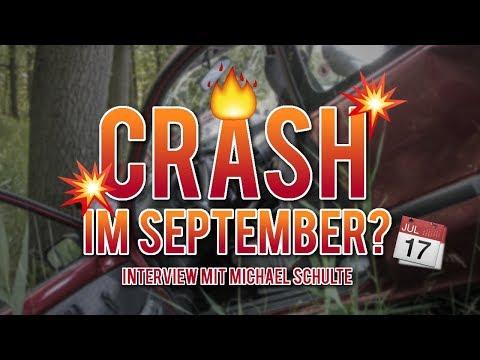 Crash im September? - Interview mit Mr. Market (Michael Schulte)