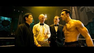 Fighting scene, Donnie Yen vs Darren Shahlavi/Ip Man vs Twister