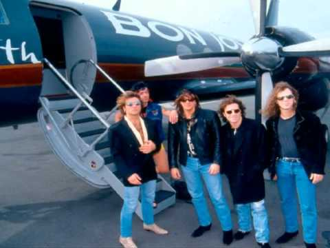 Bon Jovi - Blame It On The Love Of Rock And Roll