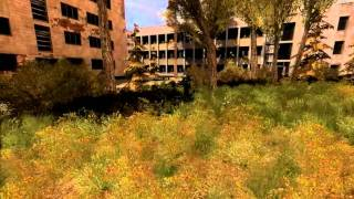 STALKER Call of Pripyat Gameplay Max Settings DX11 April 5  2011