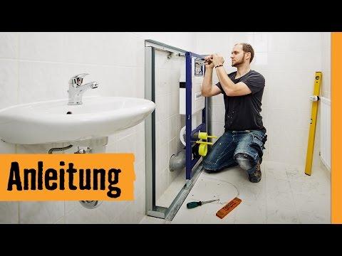 Wand wc einbauen hornbach meisterschmiede - Fenster in tragende wand einbauen ...