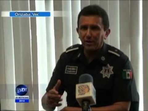 Detiene PGJ a siete policías de Orizaba