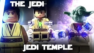 "LEGO Star Wars ""The Jedi"" - Episode 1 (Jedi Temple)"