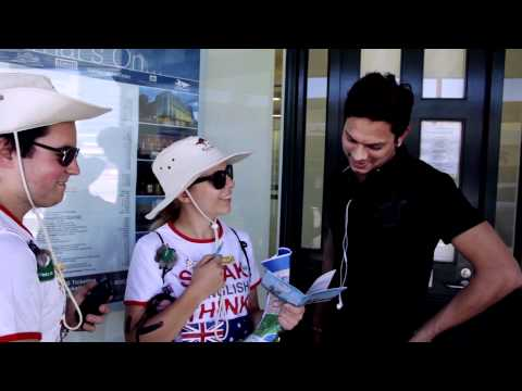 The Perth International Student City Challenge 2012