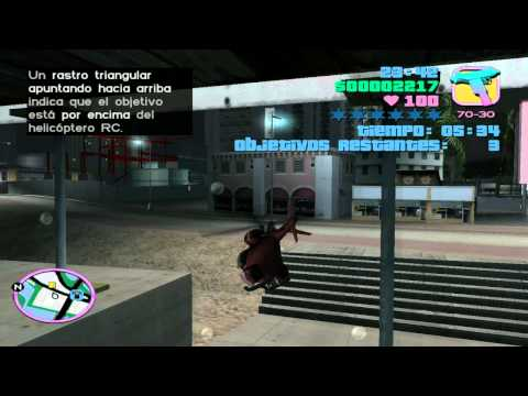 Loquendo - Como pasar la misión Demoledor - GTA Vice City
