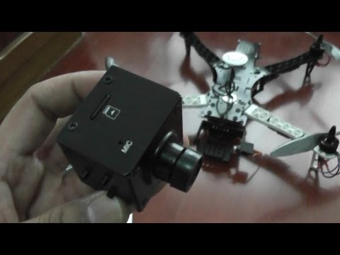 Review: BEVRC Explorer HD Aerial Filming Camera