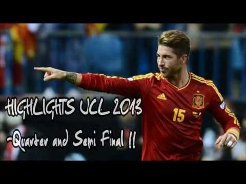✰ Sergio Ramos ✰ 2013 ► Minister of defence REAL MADRID ◄