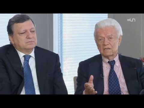 Pardonnez-moi - L'interview de José Manuel Barroso & Dusan Sidjanski