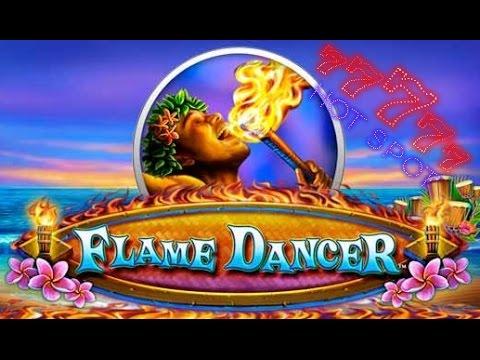 FLAME DANCER Automat Do Gry +BONUS GAME! +FREE SPINS! +WIN! HOTSPOT777